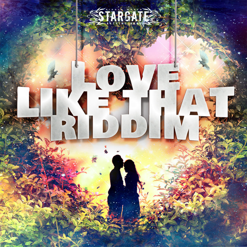 Love like that riddim available September 2020